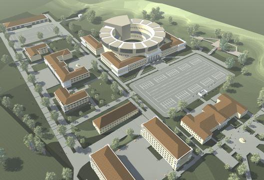Общественные и административные здания